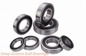 6 mm x 17 mm x 6 mm  FBJ F606ZZ deep groove ball bearings