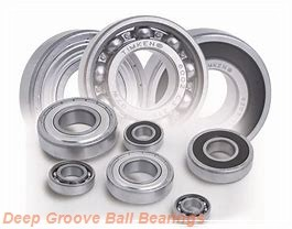 42.862 mm x 85 mm x 49.2 mm  SKF YARAG 209-111 deep groove ball bearings