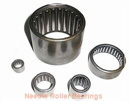 IKO BAM 118 needle roller bearings