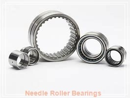 ISO KK32x40x42 needle roller bearings