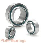 170 mm x 260 mm x 54 mm  INA GE 170 SX plain bearings