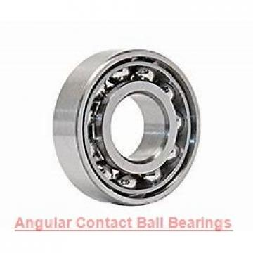 Toyana 7236 A-UD angular contact ball bearings
