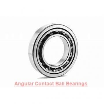 51 mm x 91 mm x 44 mm  Timken WB000011 angular contact ball bearings