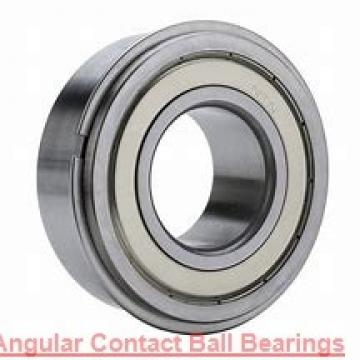 Toyana 3217ZZ angular contact ball bearings