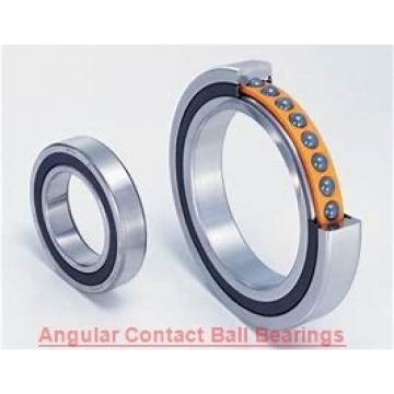 190 mm x 290 mm x 46 mm  ISB QJ 1038 angular contact ball bearings