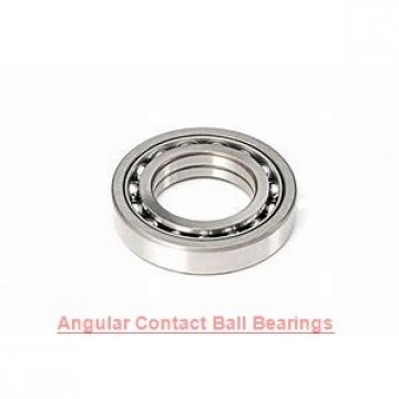 ISO 7016 CDF angular contact ball bearings