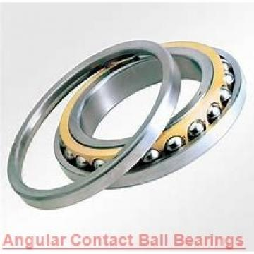 170 mm x 360 mm x 72 mm  NACHI 7334BDT angular contact ball bearings