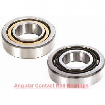 165,1 mm x 180,975 mm x 7,938 mm  KOYO KBA065 angular contact ball bearings