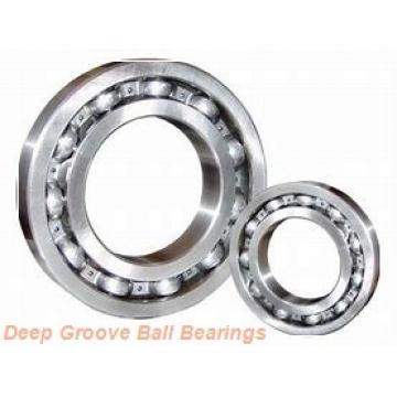 45 mm x 100 mm x 36 mm  ISB 62309-2RS deep groove ball bearings