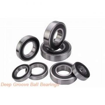 38,1 mm x 80 mm x 39,3 mm  Timken GYA108RR deep groove ball bearings