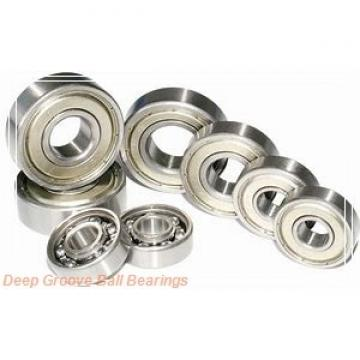 AST F693H-2RS deep groove ball bearings