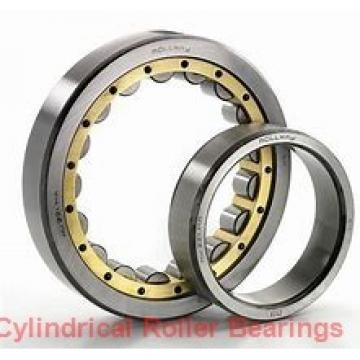380 mm x 480 mm x 46 mm  NSK NCF1876V cylindrical roller bearings