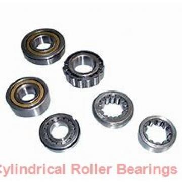 90 mm x 190 mm x 43 mm  KOYO NUP318 cylindrical roller bearings