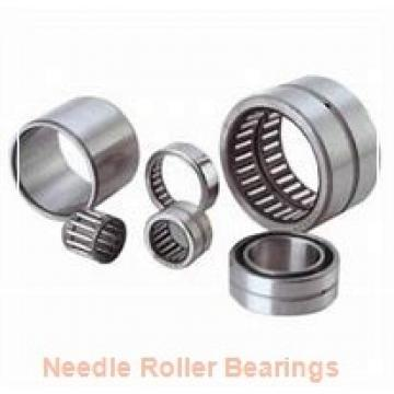 7 mm x 17 mm x 10 mm  NTN NA497 needle roller bearings