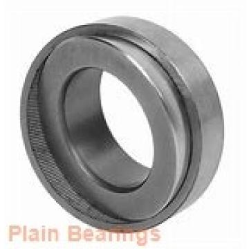 34,925 mm x 55,563 mm x 30,15 mm  SKF GEZ106TXE-2LS plain bearings