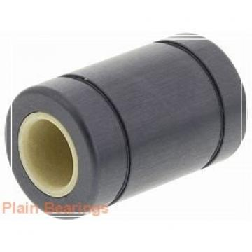 70 mm x 120 mm x 70 mm  ISB GEG 70 ES 2RS plain bearings