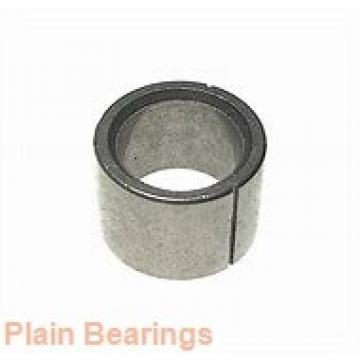 6 mm x 16 mm x 9 mm  INA GE 6 PW plain bearings