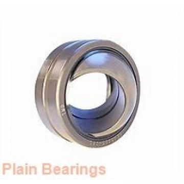 100 mm x 150 mm x 70 mm  ISO GE 100 ES plain bearings