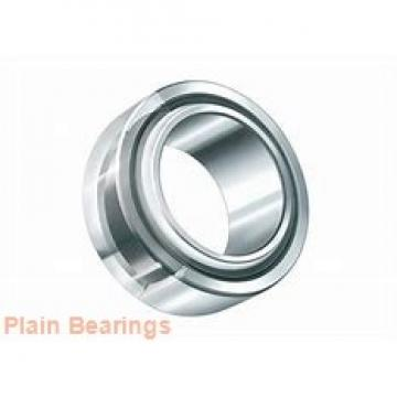 50 mm x 75 mm x 35 mm  INA GAR 50 UK-2RS plain bearings