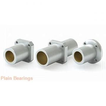 8 mm x 10 mm x 10 mm  SKF PCM 081010 E plain bearings