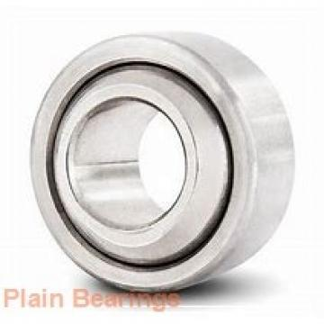 70 mm x 110 mm x 24 mm  INA GE 70 SW plain bearings