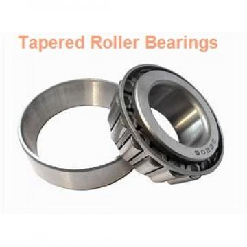 76.200 mm x 133.350 mm x 29.769 mm  NACHI 495AX/492A tapered roller bearings