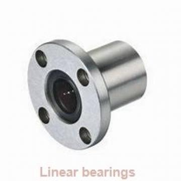 12 mm x 21 mm x 23 mm  Samick LM12UU linear bearings