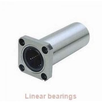 25 mm x 40 mm x 82 mm  Samick LM25LUU linear bearings