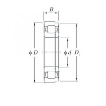 50 mm x 90 mm x 23 mm  KOYO NUP2210R cylindrical roller bearings