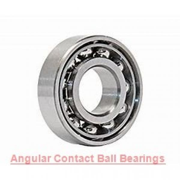 43 mm x 82 mm x 37 mm  SKF BAHB633814A angular contact ball bearings #1 image