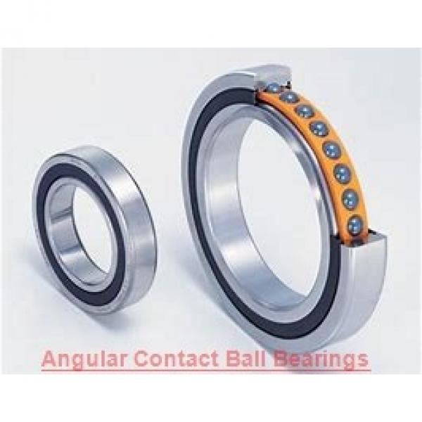 170 mm x 310 mm x 52 mm  NTN 7234BDF angular contact ball bearings #1 image