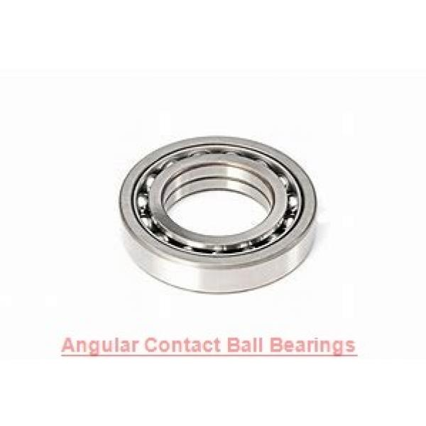 160 mm x 220 mm x 28 mm  KOYO 3NCHAC932CA angular contact ball bearings #1 image