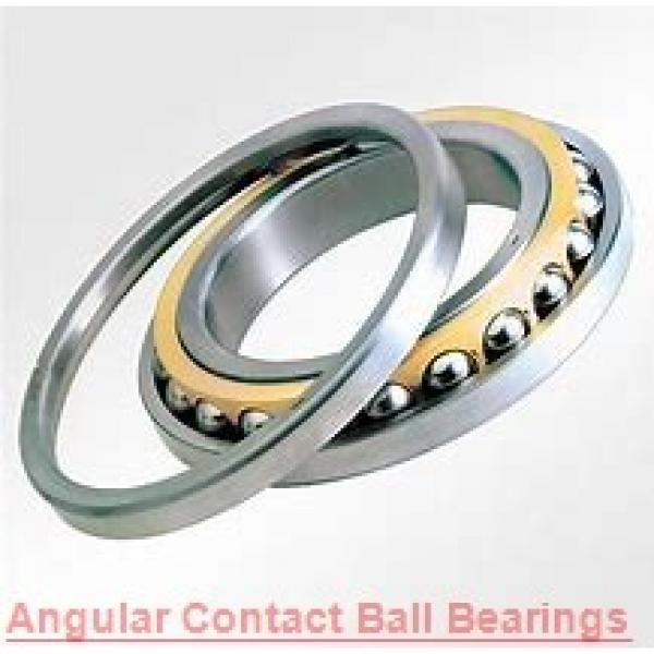 40 mm x 62 mm x 12 mm  SKF 71908 ACE/HCP4A angular contact ball bearings #1 image