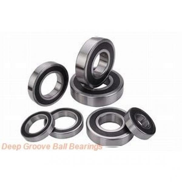 8 mm x 22 mm x 7 mm  SKF 608-RSH deep groove ball bearings #3 image