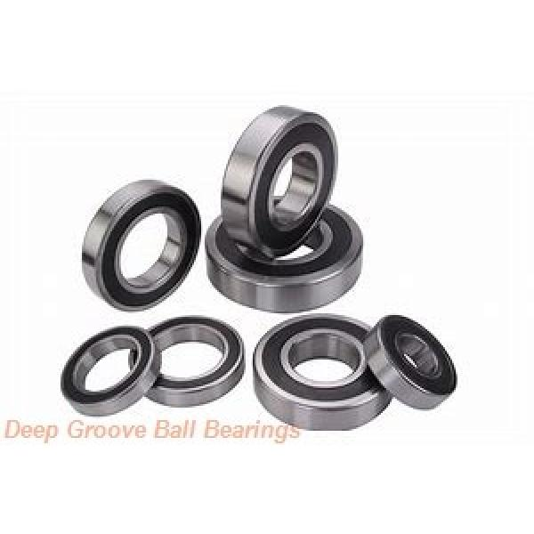 8 mm x 22 mm x 7 mm  SKF 608-RSH deep groove ball bearings #2 image