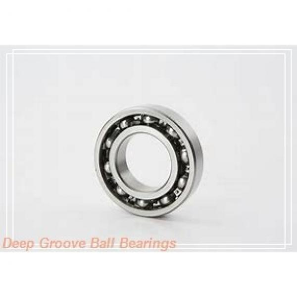 30 mm x 62 mm x 38,1 mm  Timken GYE30KRRB SGT deep groove ball bearings #1 image
