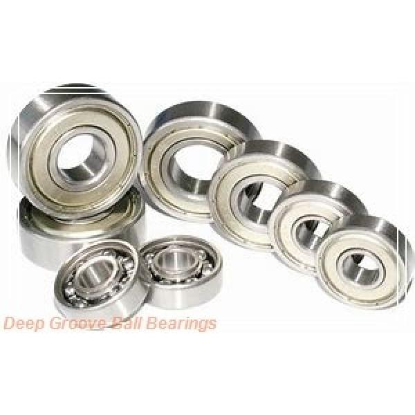 30 mm x 62 mm x 38,1 mm  Timken GYE30KRRB SGT deep groove ball bearings #3 image