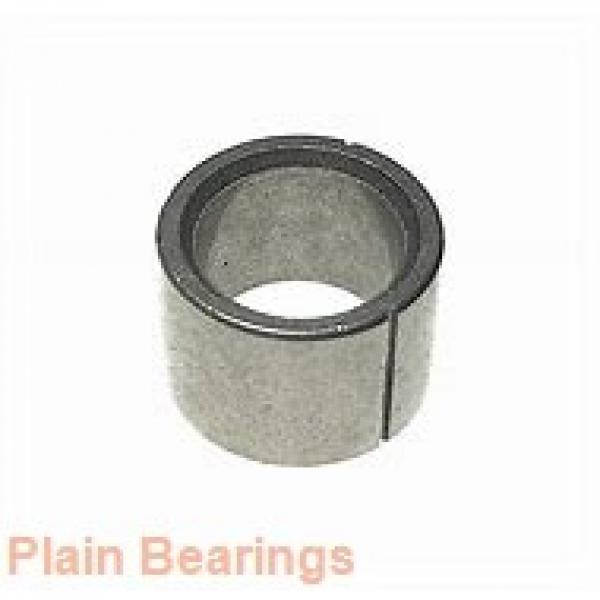 110 mm x 160 mm x 110 mm  INA GE 110 LO plain bearings #1 image
