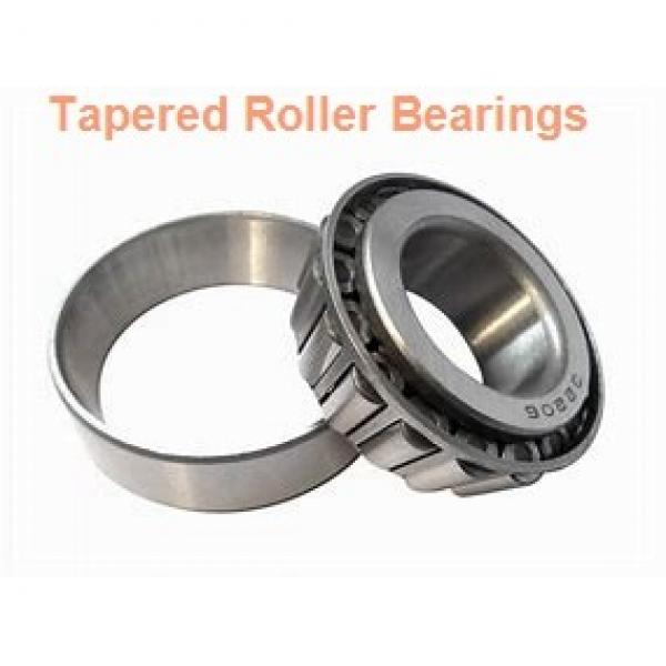 44,45 mm x 111,125 mm x 26,909 mm  Timken 55175/55437 tapered roller bearings #1 image