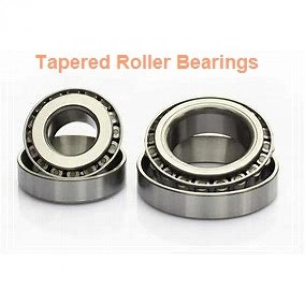 50,8 mm x 117,475 mm x 31,75 mm  Timken 66200/66462 tapered roller bearings #1 image
