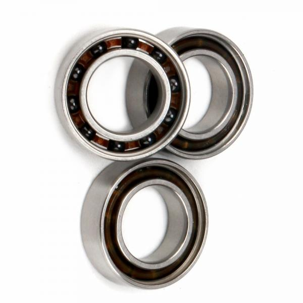 Deep Groove Ball Bearing Shield/Rubber Seal Good Quality Good Price 6204 6204RS 6204zz #1 image